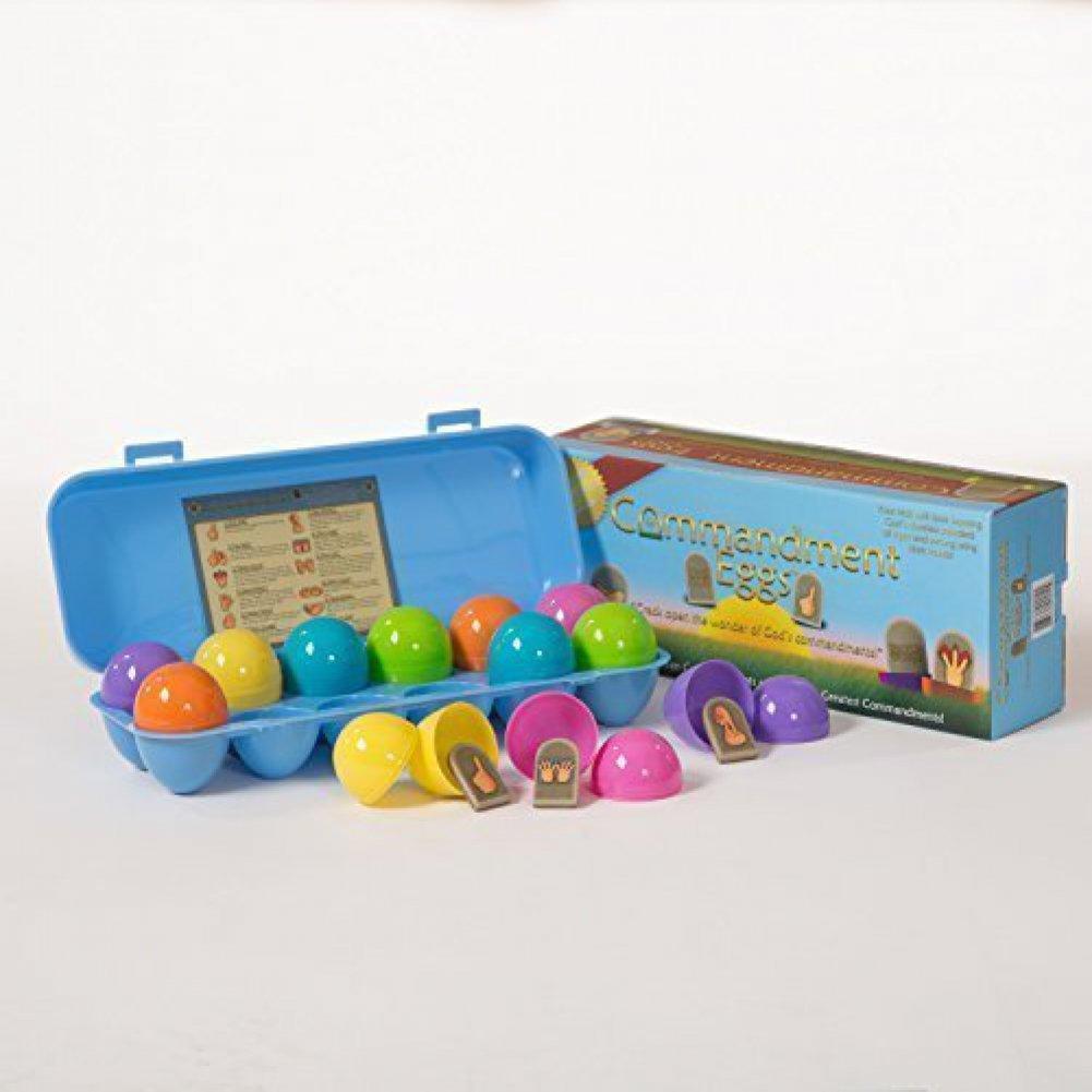 Commandment Eggs