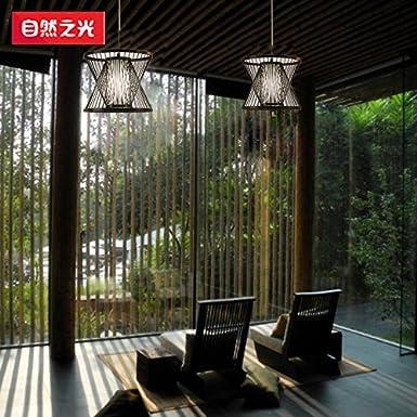 Woo de alta calidad Asia souast Natural de bambú trenzado Cappella ...