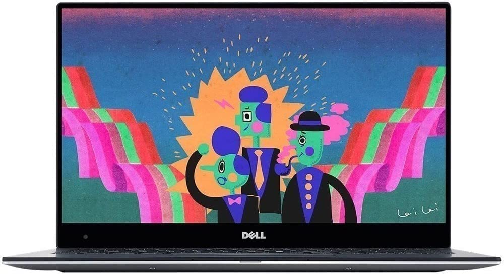 DELL XPS 13 9350 QHD+ 1800P TOUCH I7-6500U 3.1GHZ 8GB RAM 256GB PCIE SSD Backlit Keyboard WIN 10 Professional (Renewed)
