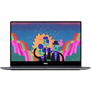 2016 Dell XPS 13 9350 Ultrabook Laptop (13.3in InfinityEdge Display FHD 1080p, 6th Gen Intel Skylake i5-6200u up to 2.8GHz, 4GB RAM, 128GB SDD, Bluetooth, Windows 10) (Renewed)