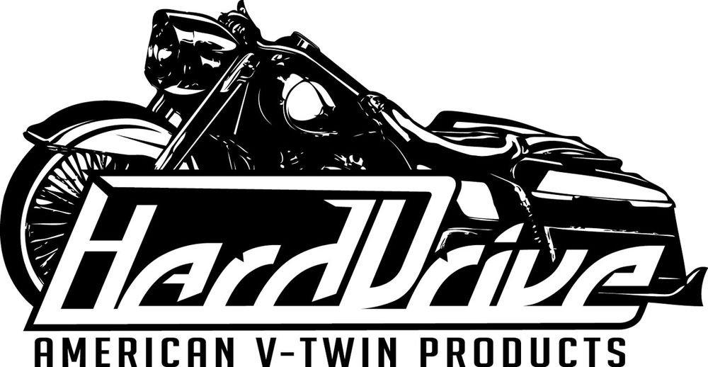 HardDrive SHD0001-C Starter Motor Harley Davidson