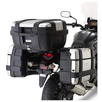 Givi - Portavaligie Laterale Honda cb500x (2013): Amazon.es: Coche y moto