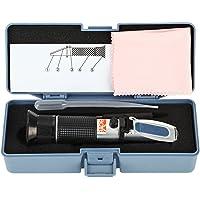 LAOYE Antifreeze Refractometer, Manual Refractómetro Para Agua