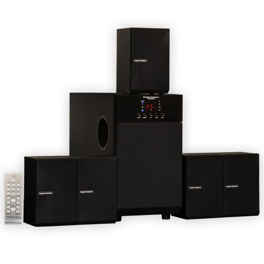 Amazoncom Theater Solutions TS509 51 Surround Sound Home