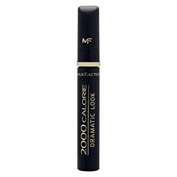 e1b79f2d414 Amazon.com : 3 x Max Factor 2000 Calorie Dramatic Volume 9ml Mascara - Black/Brown  : Beauty