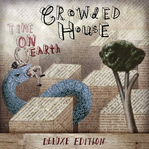 Crowded House - Time On Earth - (088088215802) - DELUXE EDITION - 2CD - FLAC - 2016 - WRE Download