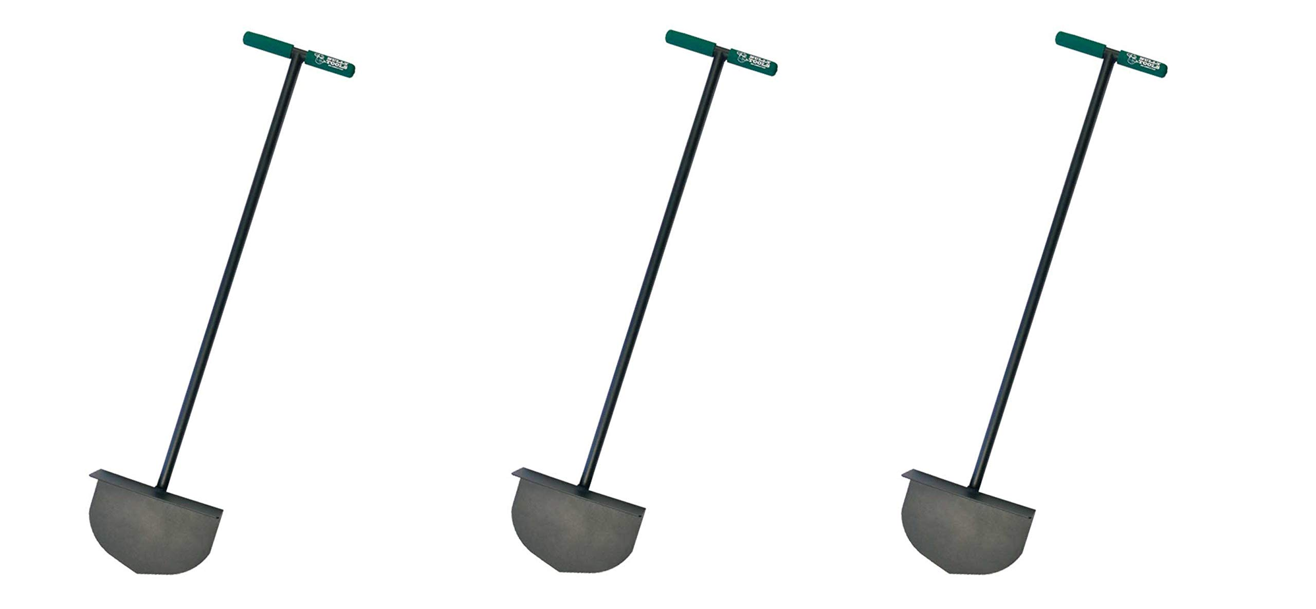 Bully Tools 92251 Round Lawn Edger with Steel T-Style Handle (Pack of 3)
