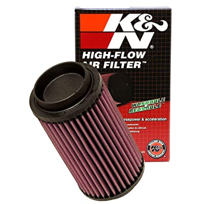 K&N Engine Air Filter: High Performance, Premium, Powersport Air Filter: 1996-2020 POLARIS (See Product Desciption for Fitment Information) PL-1003: Automotive