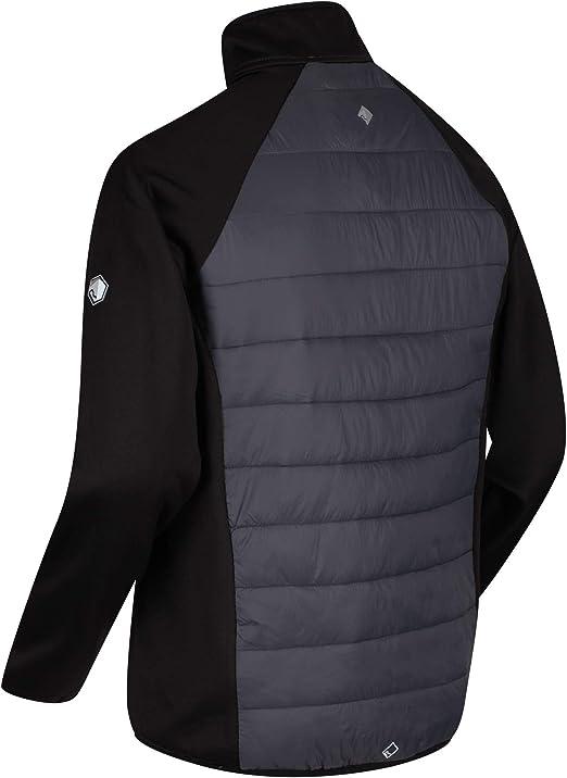 Regatta Womens Bestla Lightweight Water Repellent and Insulated Hybrid Down Jacket