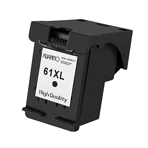 Hehilark - Cartuchos de Tinta para Impresora HP 61 XL ...