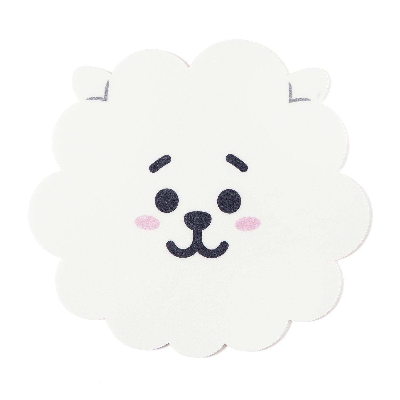 b8e809efe5024 BT21 Official BTS Merchandise by Line Friends - RJ Character Cute ...