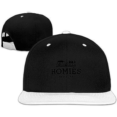 Gorra de béisbol Homies New York Hip Hop Snapback Gorra de béisbol ...