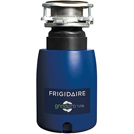 Frigidaire FFDI331DMS GrindPro 1 3 HP, Blue Direct Wired Continuous Feed Waste Disposer, Classic