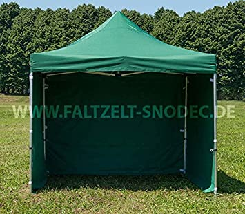 Folding Tent Gazebo 3x3 Sale Green 350g M PVC Side Panels 4 Sides Party Tent Gazebo Marquee Party Tent Gazebo Marquee Tent Waterproof Amazon.co.uk Garden ... & Folding Tent Gazebo 3x3 Sale Green 350g M PVC Side Panels 4 Sides ...