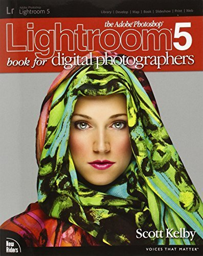 The Adobe Photoshop Lightroom 5 Book for Digital Photographers (Voices That Matter) by Kelby, Scott (2013) Paperback Taschenbuch – 1800 B01071UY3Y