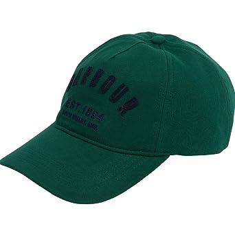 Barbour Prep Logo Sports Cap Racing Green-Gorras: Amazon.es: Ropa ...