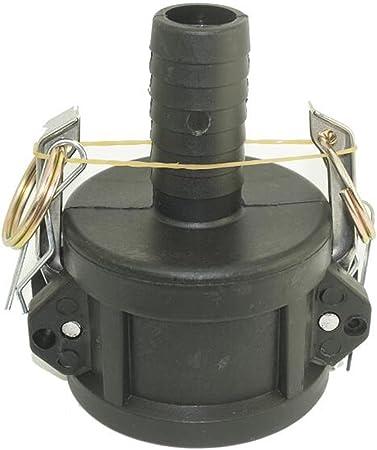 "Adaptador de cola de Manguera de PVC de 1 1//4/"" Rosca-Hosetail"