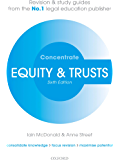 Equity & Trusts Concentrate: Law Revision and Study Guide (English Edition)