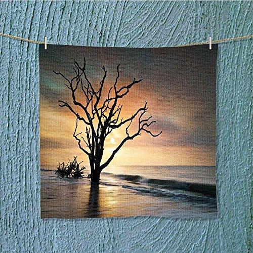 travel towelbone yard sunrise at botany bay beach on edisto island Luxury Hotel & Spa Towel W13.8