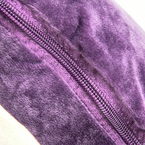 Senmiya Bat Blanket Stuffed Animal Cute Throw Blanket Fuzzy Cuddle Pillow Pet Navy Blue Travel Nap Blanket, Packable, Plush, Portable Back Buddy Pillow for Kids by Senmiya (Image #1)