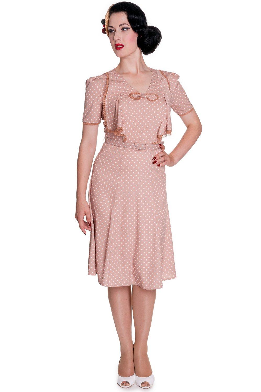 1940s Dresses .: Amazon.co.uk