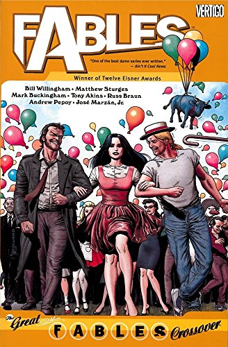 Fables Vol. 13: The Great Fables Crossover for sale  Delivered anywhere in USA