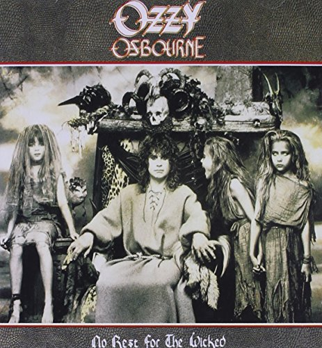 CD : Ozzy Osbourne - No Rest for the Wicked (United Kingdom - Import)