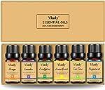 Premium Essential Oils Set Pure Natural Aromatherapy Oils Lavender Frankincense Peppermint