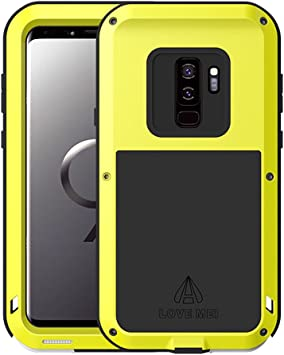Galaxy S9 Plus Funda, Love Mei Antichoque Al aire libre Tarea ...