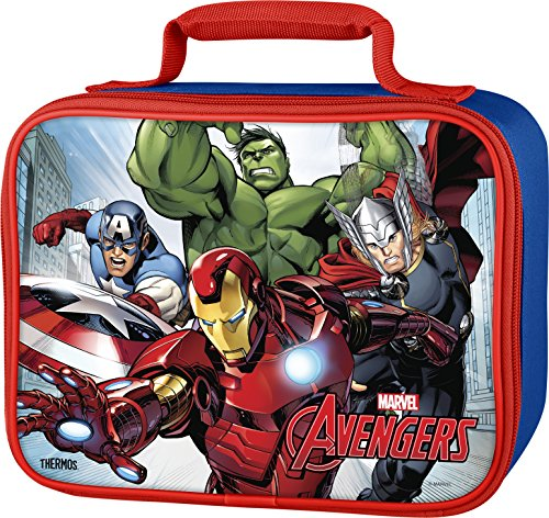 Soft Lunch Box Lunch (Thermos Soft Lunch Kit, Avengers)