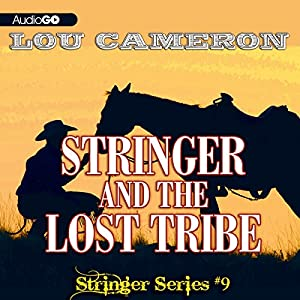 Stringer and the Lost Tribe Audiobook