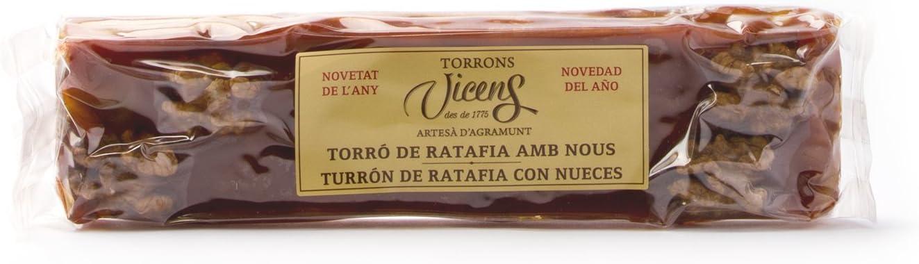 Vicens - Turrón Artesanal Mazapán Fruta, 300 g: Amazon.es ...