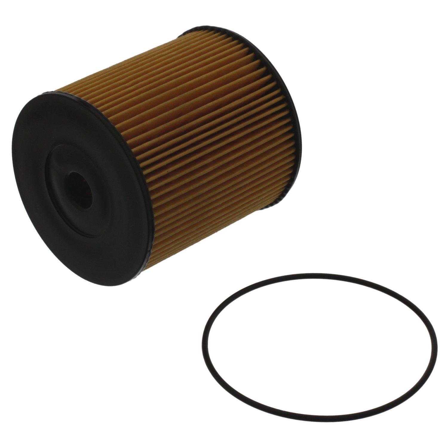 febi bilstein 39831 fuel filter with seal ring - Pack of 1
