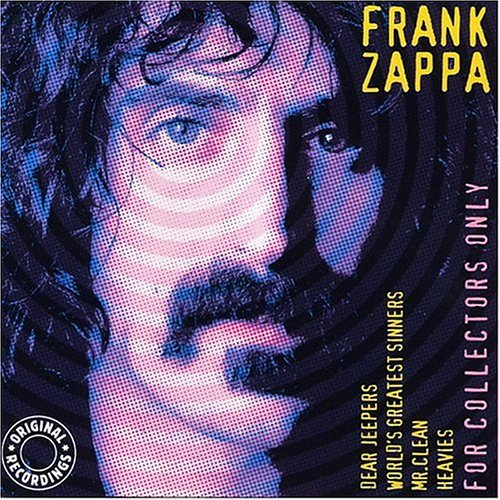 overseas For Collectors Only: Zappa Ranking TOP2 Tribute