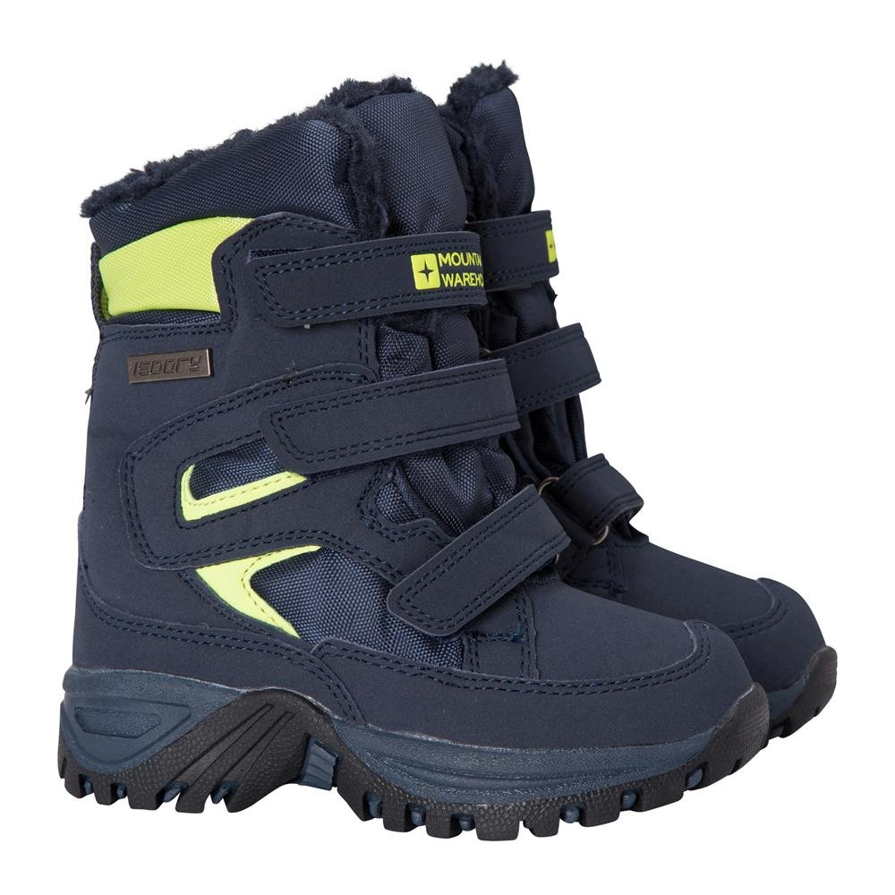 Mountain Warehouse Junior-Schneestiefel Chill