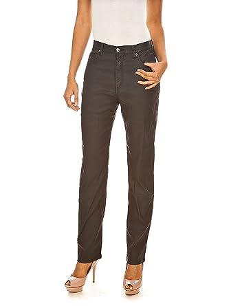 Navy FemmeVêtements Jeans Et W40 Ober Ravissante Dark OkZiXuP