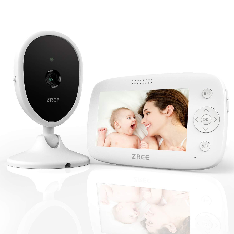 Babyphone Camra BOIFUN Baby Monitor Video Babyfon Kamera LCD Überwachung Baby