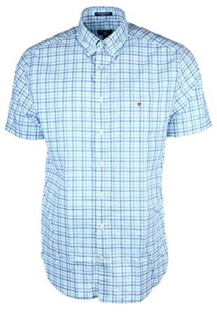 GANT Herren Hemd Regular fit  Amazon.de  Bekleidung c5fb969cf5