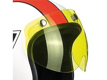 Visier Bandit Jet kurz, gelb