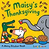 Maisy's Thanksgiving Sticker Book