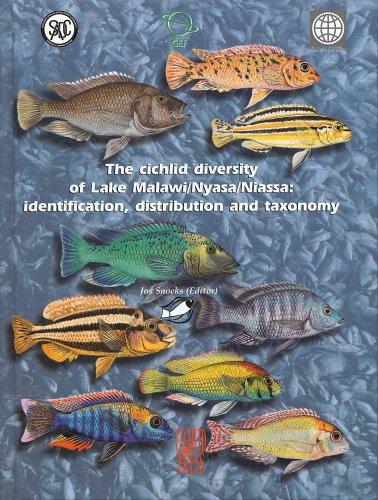 The Cichlid Diversity of Lake Malawi/Nyasa/Niassa: Identification, Distribution and Taxonomy ()