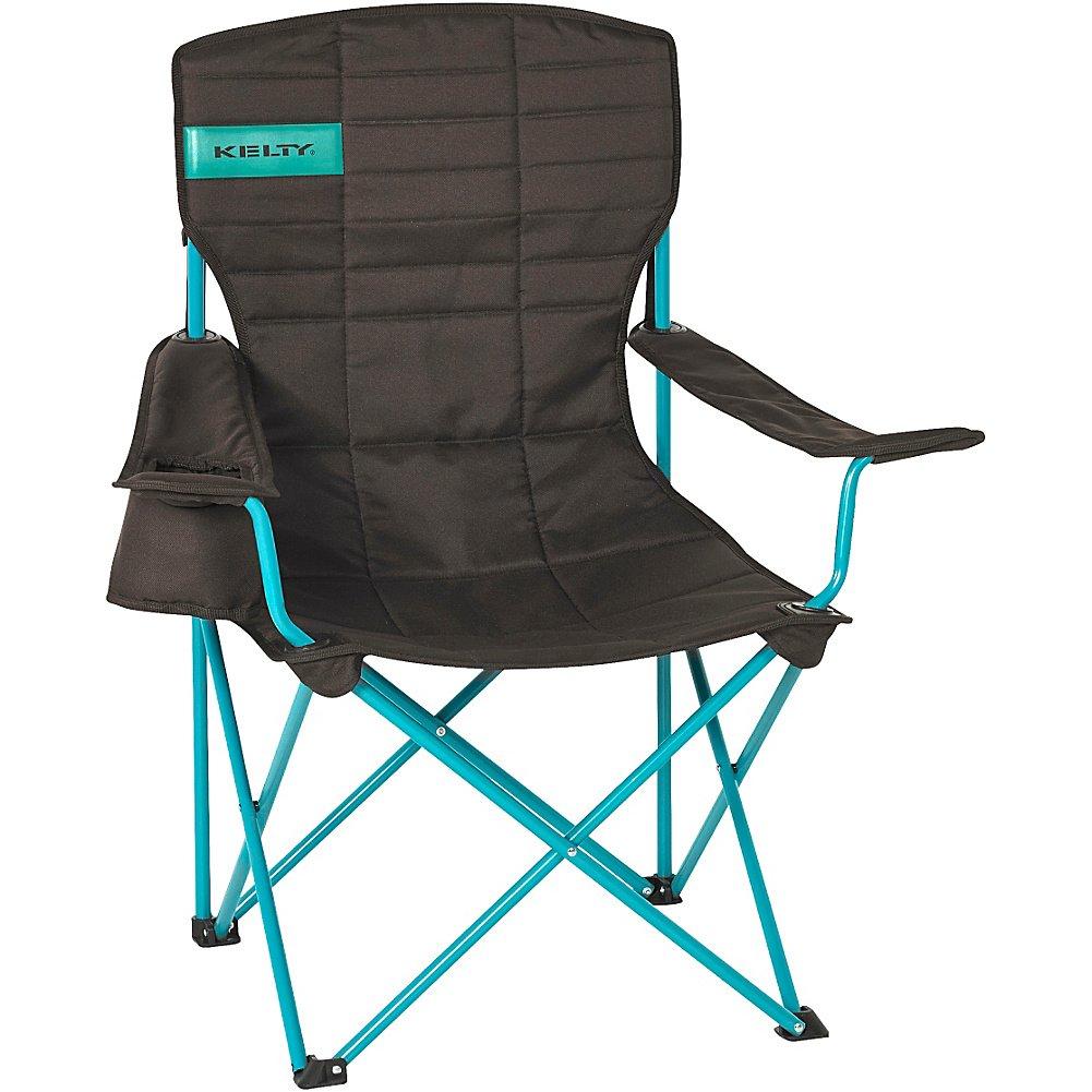 Kelty Essential椅子モカ/トロピカルグリーン、1サイズ B0784XT23Q