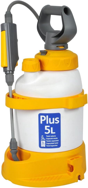 Hozelock - Pulverizador Plus a presión previa de 5 litros Hozelock