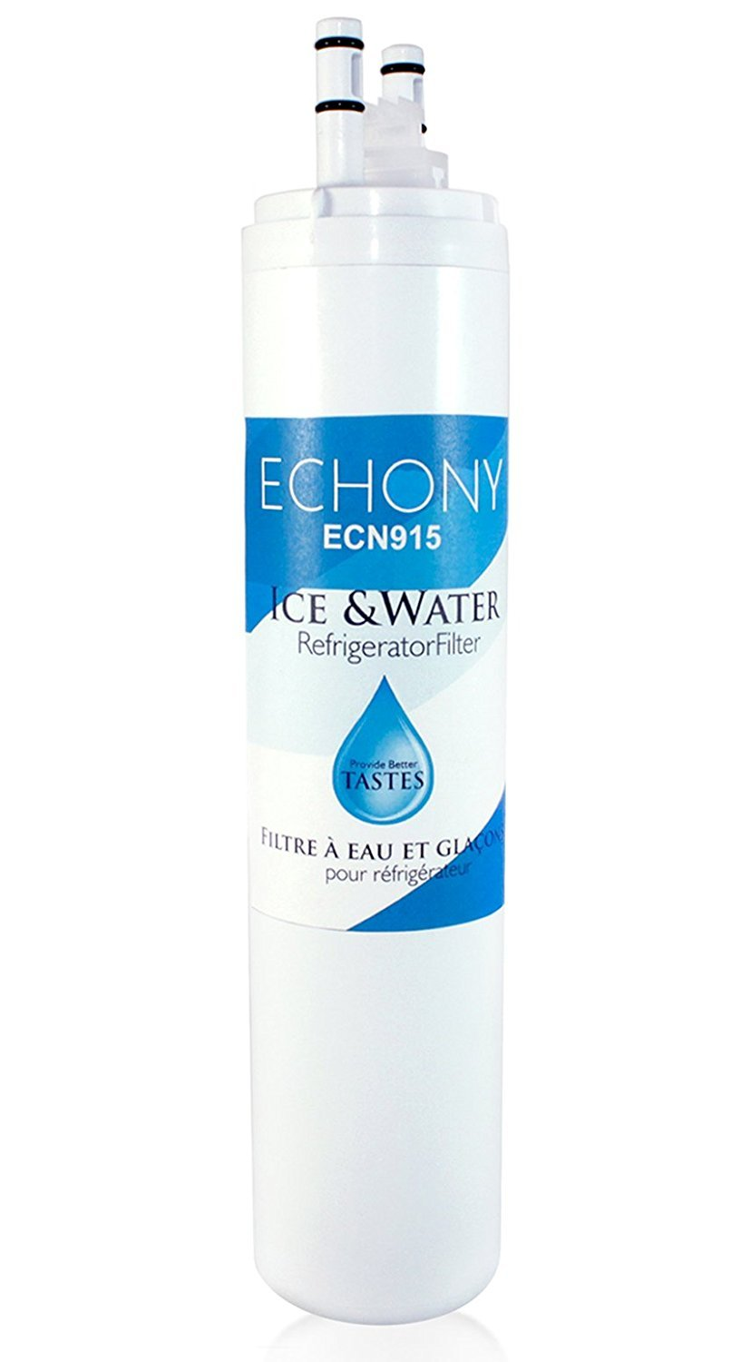 Fits Frigidaire ULTRAWF Cartridge Refrigerator Water Filter, Also Compatible with Puresource, Gallery, Professional Series Fridge and Kenmore 46-9999 by Echony (1-Pack)