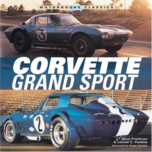Corvette Grand Sport (Motorbooks Classic) pdf epub