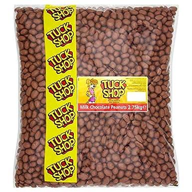 Tuck Shop chocolate con leche cacahuetes dulces 2.75kg: Amazon.es: Alimentación y bebidas