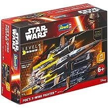 Star Wars 1:78 Poe's X-wing Fighter Model Kit