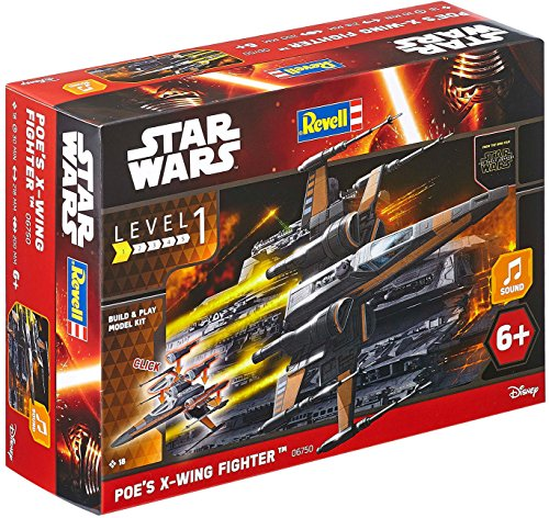 Star Wars Poes X Wing Fighter