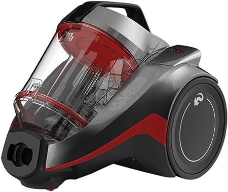 Dirt Devil Rebel 26 - Aspiradora (550 W, A+, 19,6 kWh, 220-240, 50/60, Aspiradora cilíndrica): Amazon.es: Hogar