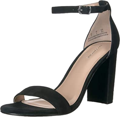 Amazon Brand - 206 Collective Women's Maui Heeled Sandal